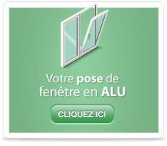 Pose de fen tres conseils et s lection d installateurs for Difference prix fenetre alu et pvc